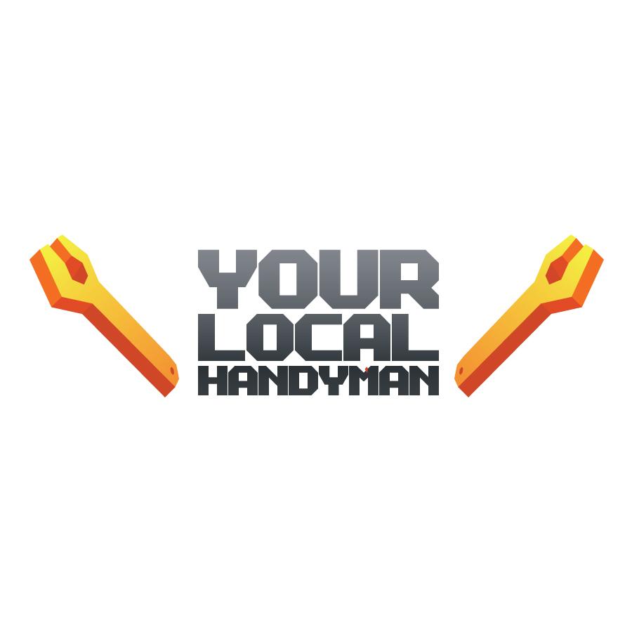 Logo Design by Alex-Alvarez - Entry No. 5 in the Logo Design Contest YourLocalHandyman.