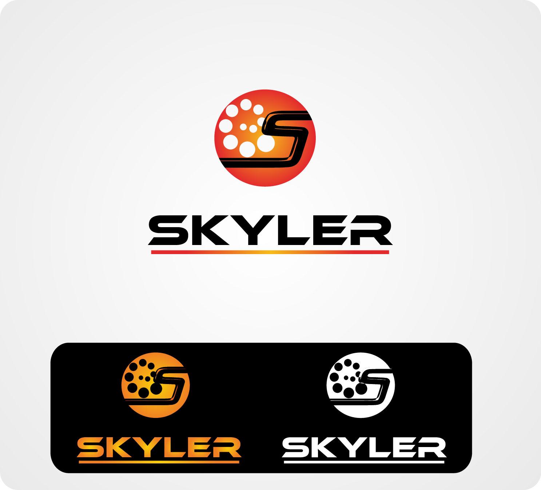 Logo Design by Darina Dimitrova - Entry No. 66 in the Logo Design Contest Artistic Logo Design for Skyler.Asia.