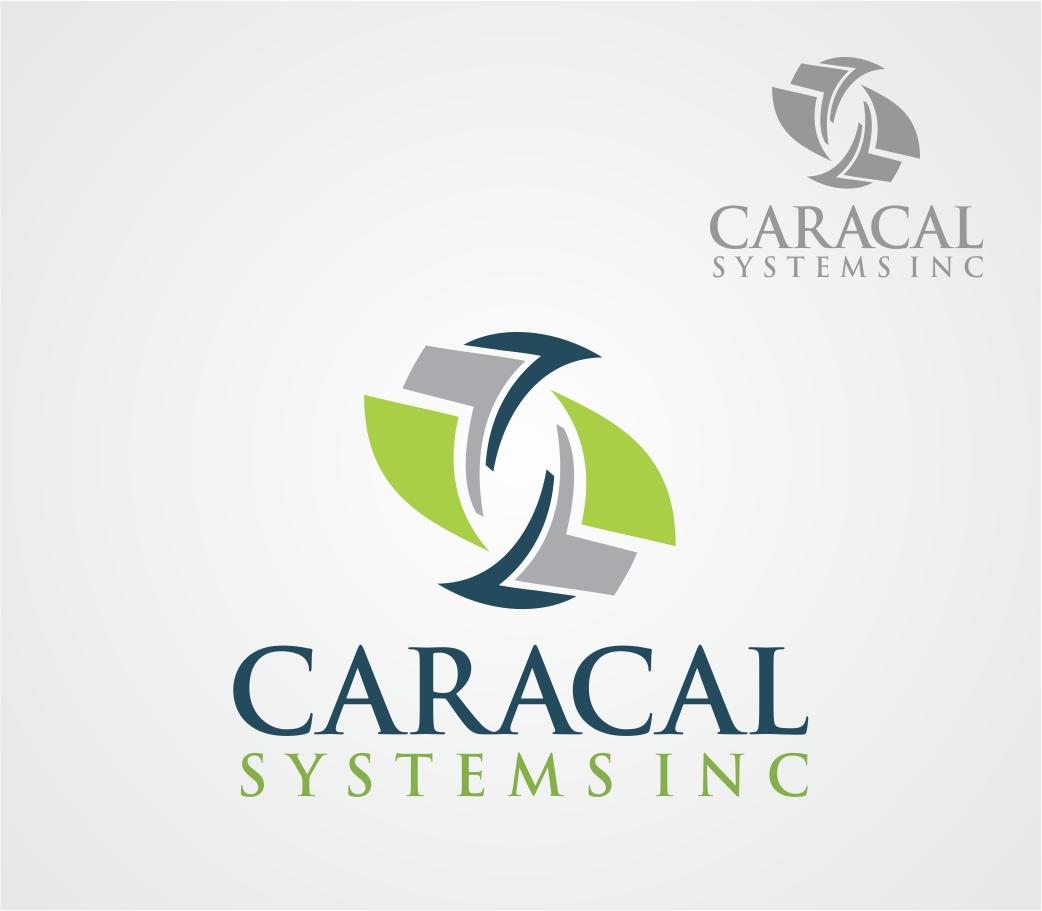 Logo Design by Reivan Ferdinan - Entry No. 165 in the Logo Design Contest Inspiring Logo Design for Caracal Systems Inc..