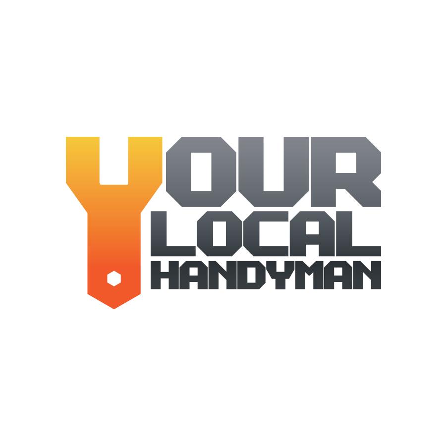 Logo Design by Alex-Alvarez - Entry No. 6 in the Logo Design Contest YourLocalHandyman.