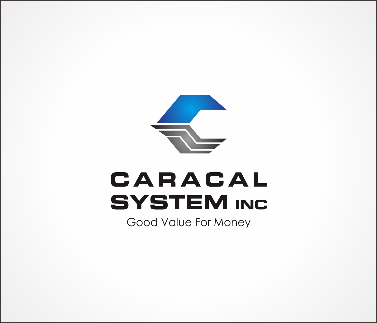 Logo Design by Armada Jamaluddin - Entry No. 169 in the Logo Design Contest Inspiring Logo Design for Caracal Systems Inc..