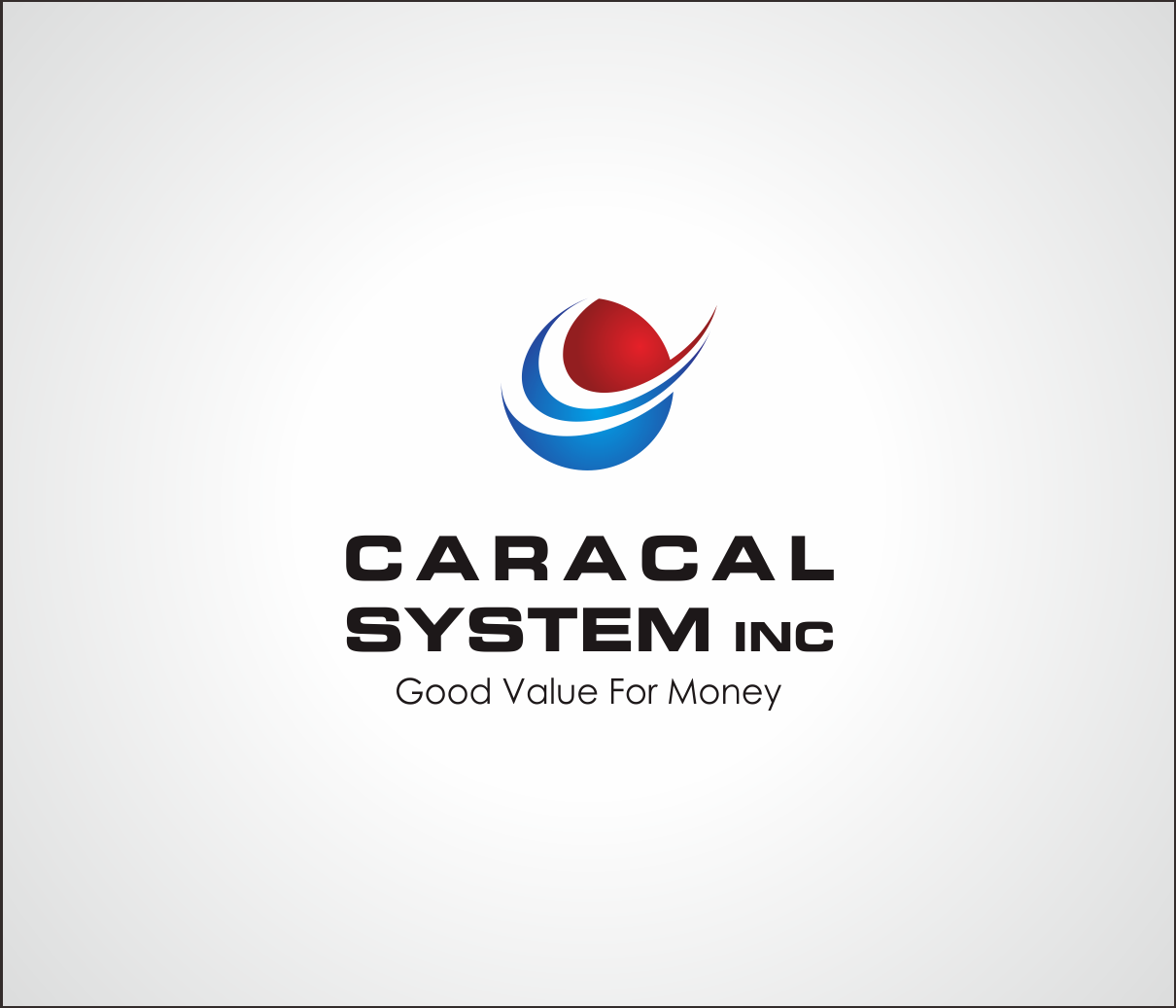 Logo Design by Armada Jamaluddin - Entry No. 170 in the Logo Design Contest Inspiring Logo Design for Caracal Systems Inc..