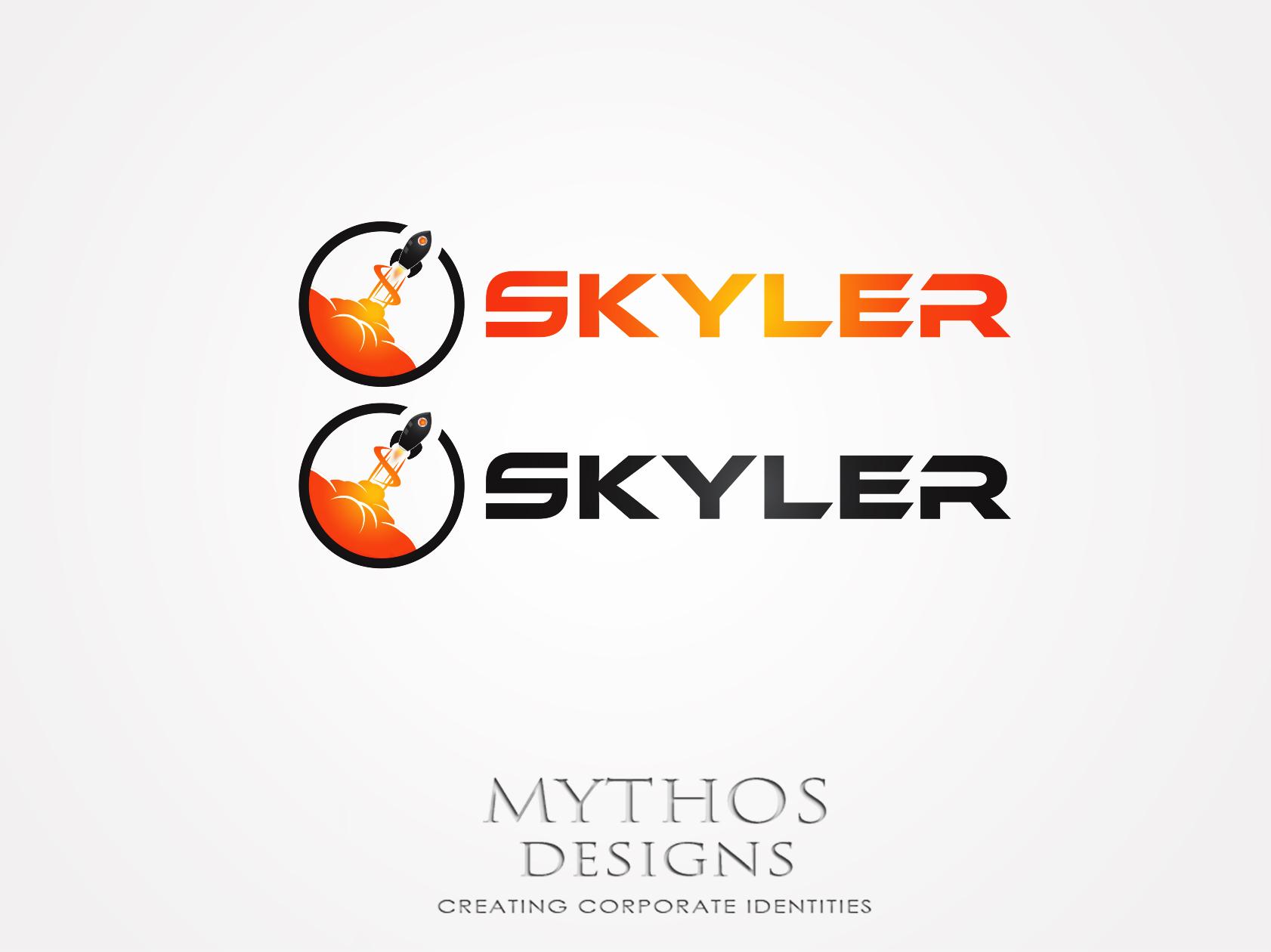 Logo Design by Mythos Designs - Entry No. 80 in the Logo Design Contest Artistic Logo Design for Skyler.Asia.