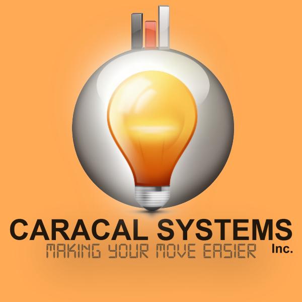 Logo Design by Ron Grubbs - Entry No. 174 in the Logo Design Contest Inspiring Logo Design for Caracal Systems Inc..