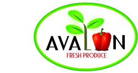 Logo Design by lde05 - Entry No. 32 in the Logo Design Contest Unique Logo Design Wanted for Avalon Fresh Produce.