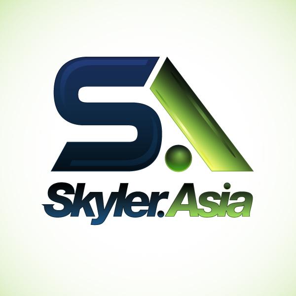 Logo Design by lumerb - Entry No. 82 in the Logo Design Contest Artistic Logo Design for Skyler.Asia.