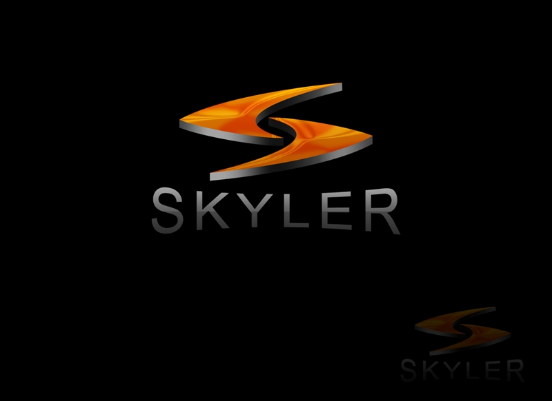Logo Design by Juan_Kata - Entry No. 83 in the Logo Design Contest Artistic Logo Design for Skyler.Asia.