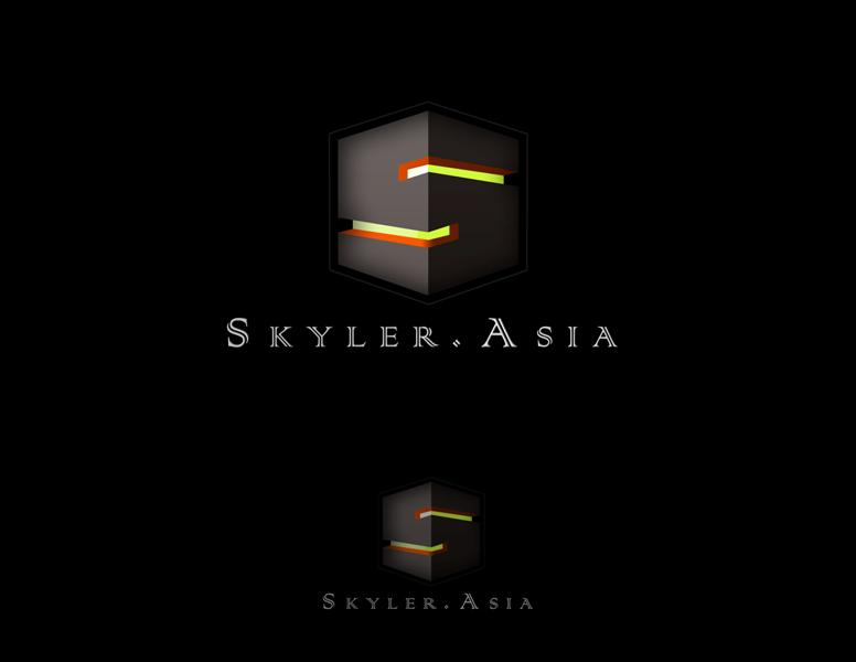 Logo Design by Juan_Kata - Entry No. 84 in the Logo Design Contest Artistic Logo Design for Skyler.Asia.