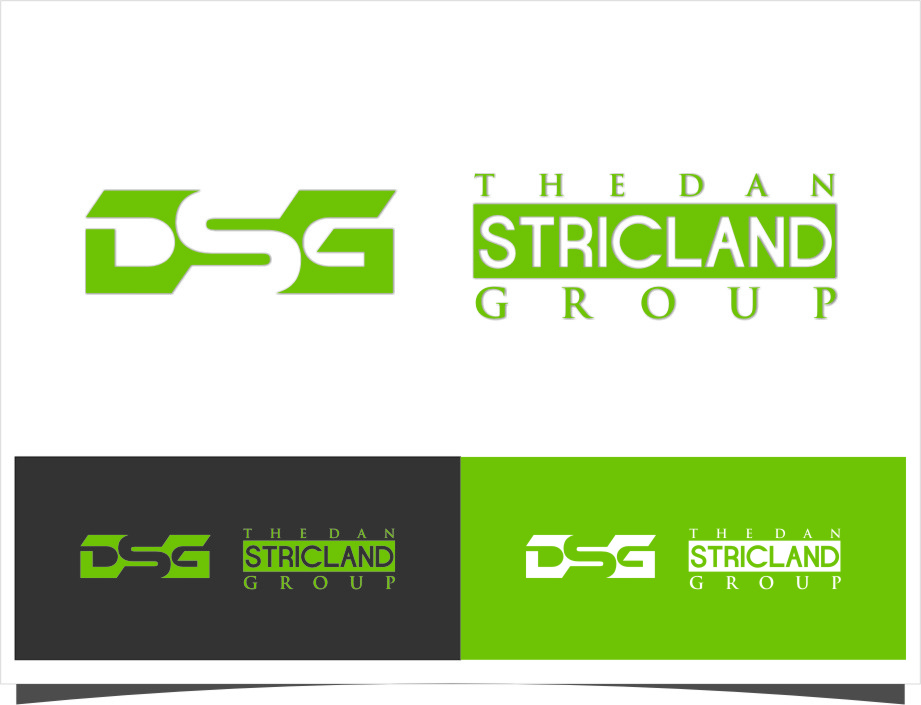 Logo Design by Ngepet_art - Entry No. 2 in the Logo Design Contest Creative Logo Design for The Dan Strickland Group.