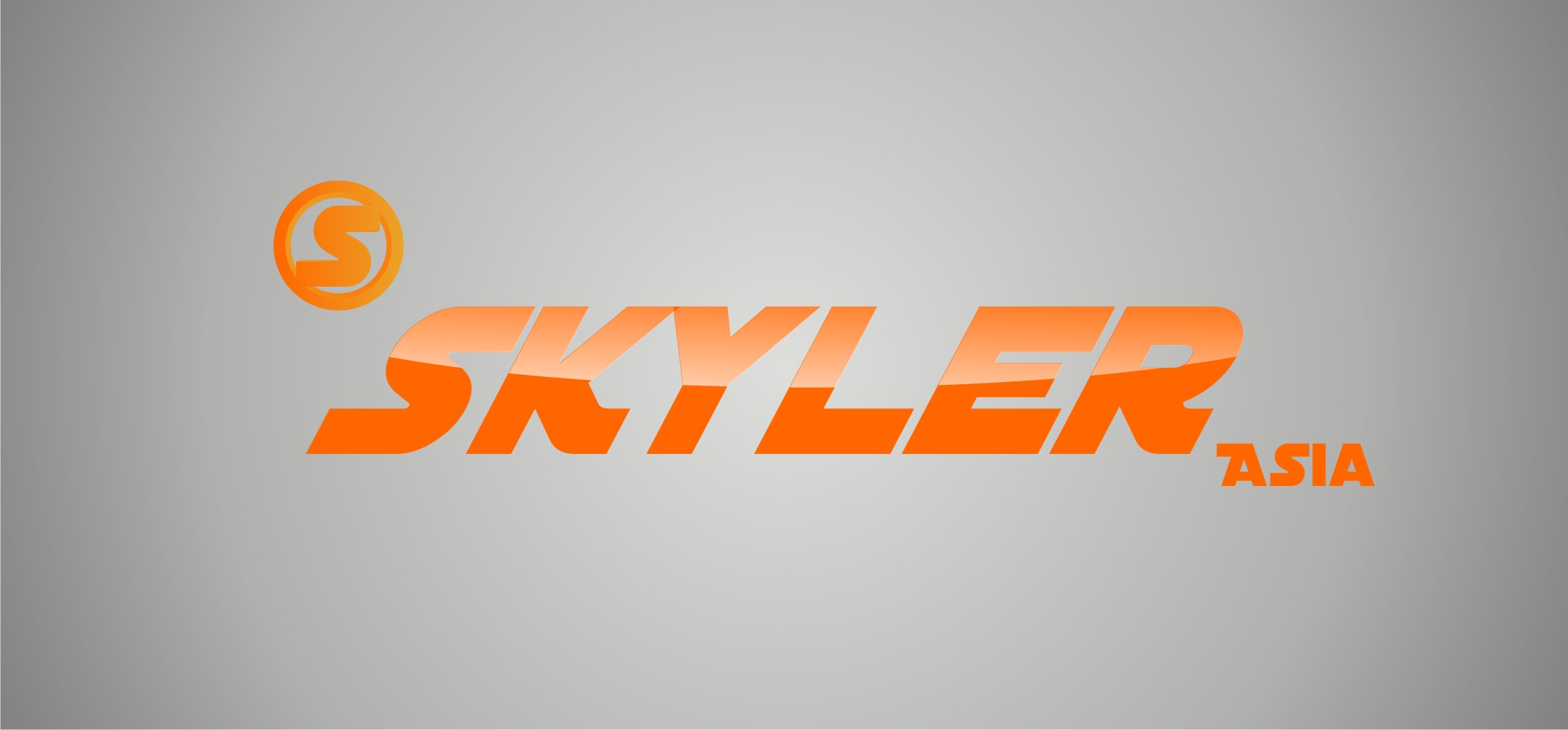 Logo Design by Choirul Jcd - Entry No. 85 in the Logo Design Contest Artistic Logo Design for Skyler.Asia.