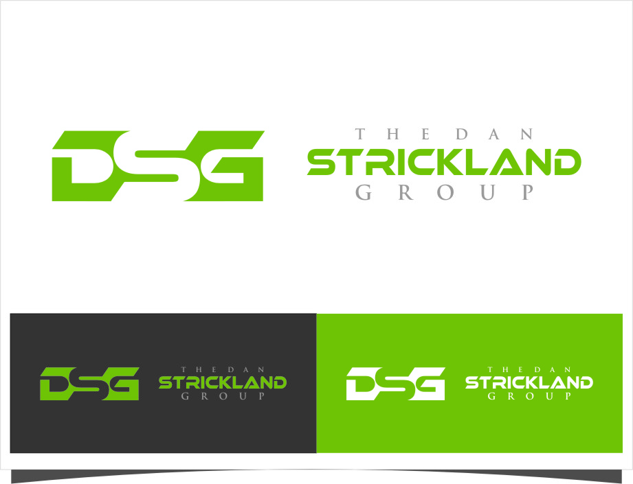 Logo Design by RasYa Muhammad Athaya - Entry No. 5 in the Logo Design Contest Creative Logo Design for The Dan Strickland Group.
