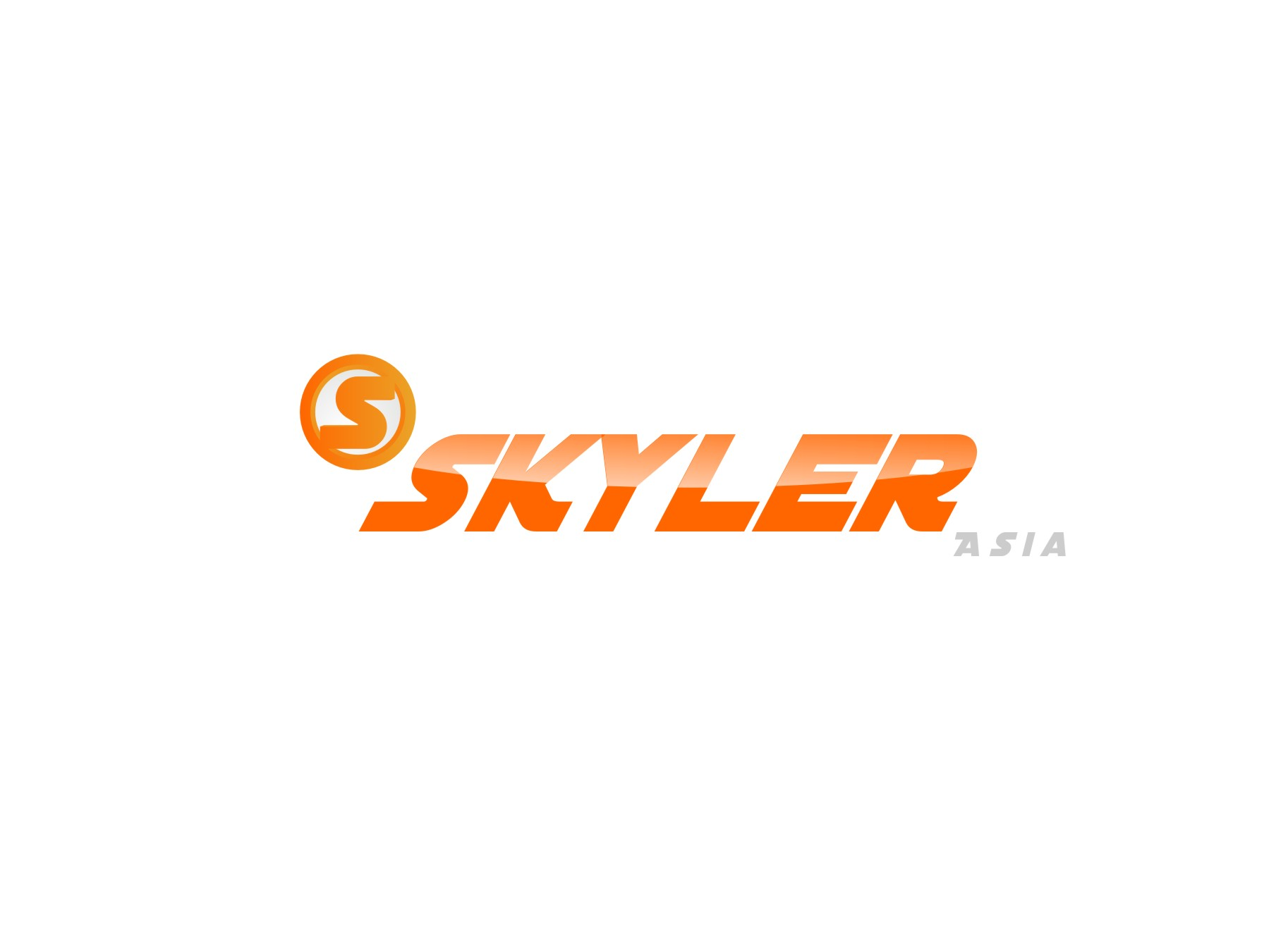 Logo Design by Choirul Jcd - Entry No. 87 in the Logo Design Contest Artistic Logo Design for Skyler.Asia.