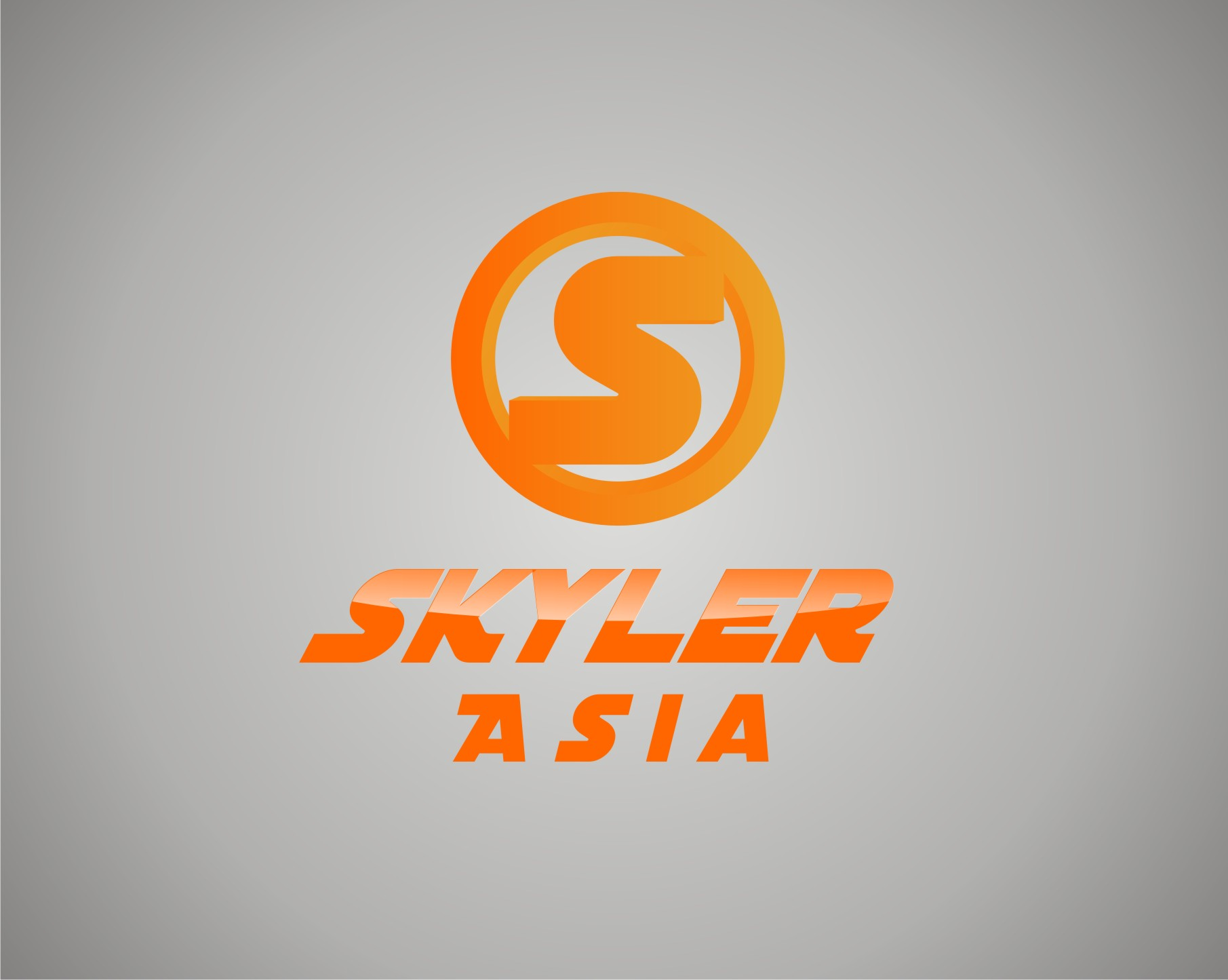 Logo Design by Choirul Jcd - Entry No. 88 in the Logo Design Contest Artistic Logo Design for Skyler.Asia.