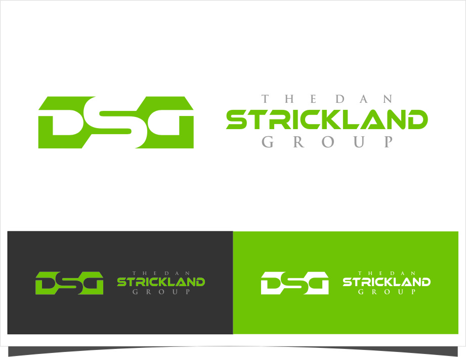 Logo Design by Ngepet_art - Entry No. 6 in the Logo Design Contest Creative Logo Design for The Dan Strickland Group.