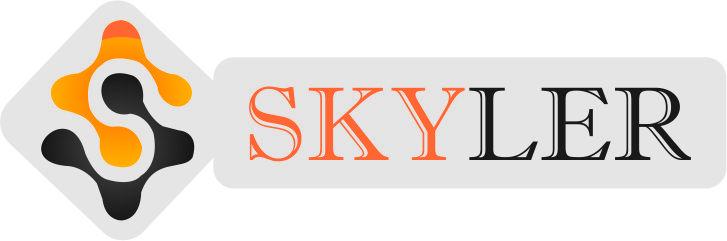Logo Design by Vallabh Vinerkar - Entry No. 92 in the Logo Design Contest Artistic Logo Design for Skyler.Asia.