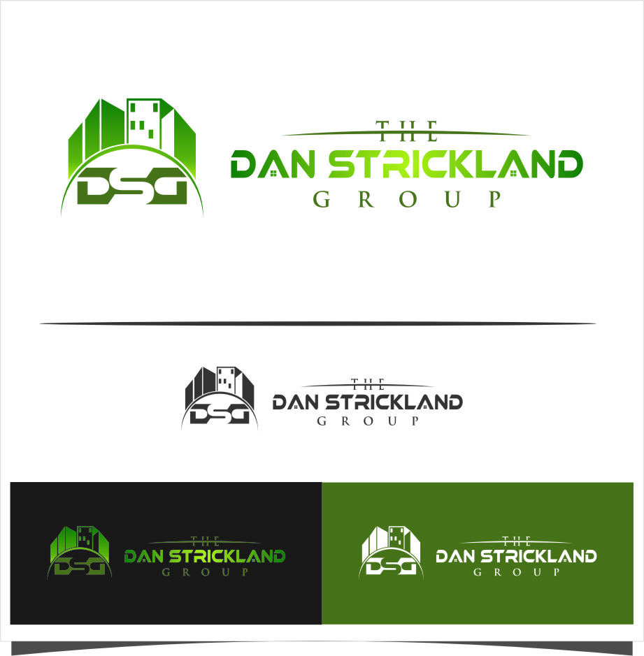 Logo Design by RasYa Muhammad Athaya - Entry No. 19 in the Logo Design Contest Creative Logo Design for The Dan Strickland Group.