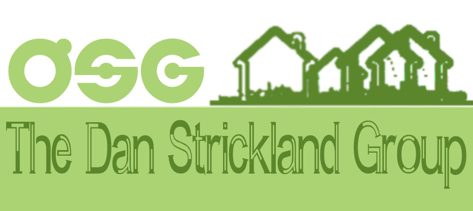 Logo Design by ran74 - Entry No. 23 in the Logo Design Contest Creative Logo Design for The Dan Strickland Group.