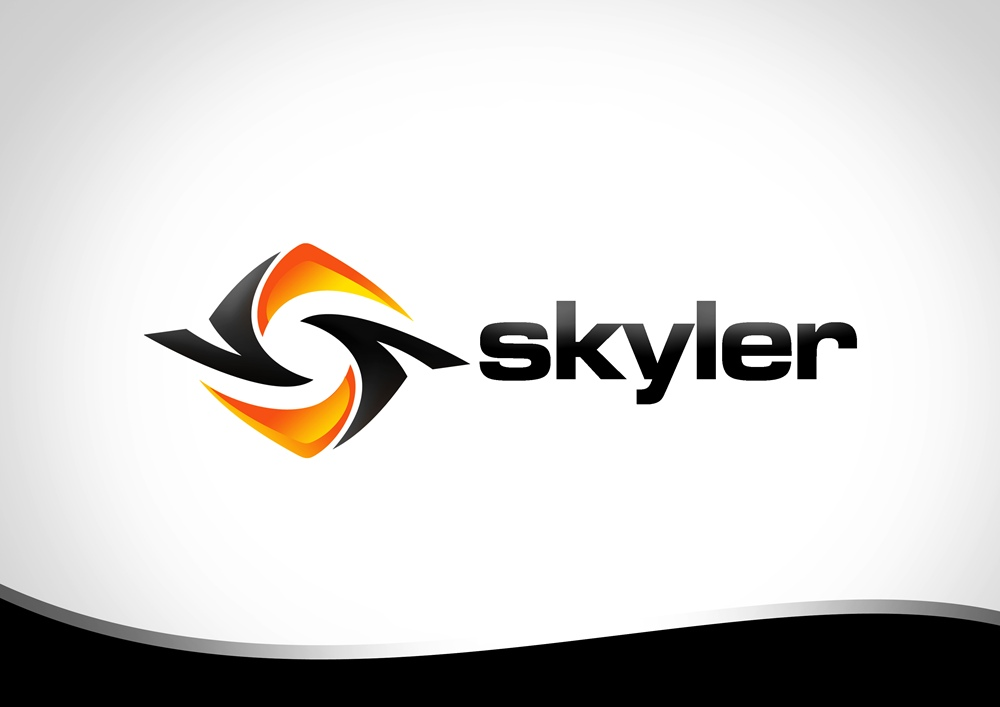 Logo Design by Respati Himawan - Entry No. 96 in the Logo Design Contest Artistic Logo Design for Skyler.Asia.
