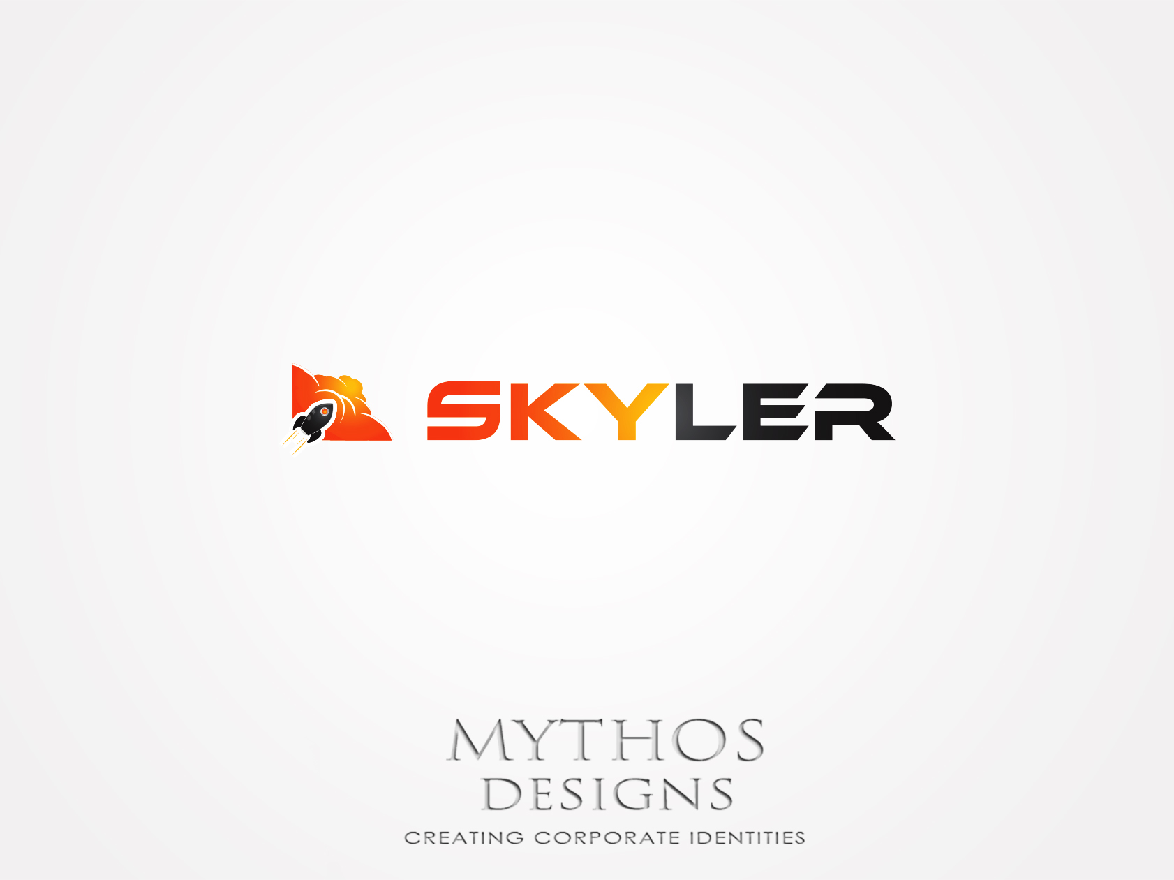 Logo Design by Mythos Designs - Entry No. 101 in the Logo Design Contest Artistic Logo Design for Skyler.Asia.