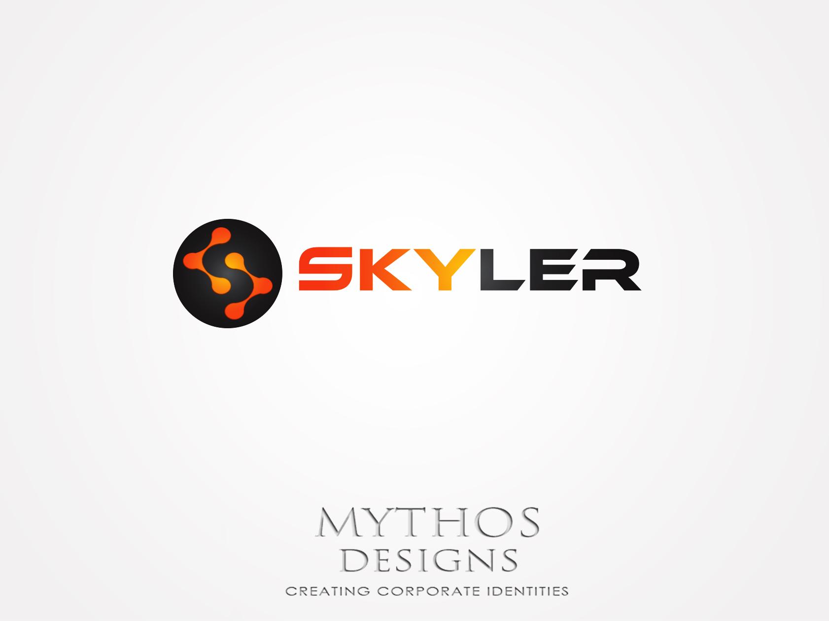 Logo Design by Mythos Designs - Entry No. 103 in the Logo Design Contest Artistic Logo Design for Skyler.Asia.