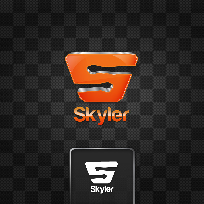 Logo Design by Private User - Entry No. 109 in the Logo Design Contest Artistic Logo Design for Skyler.Asia.