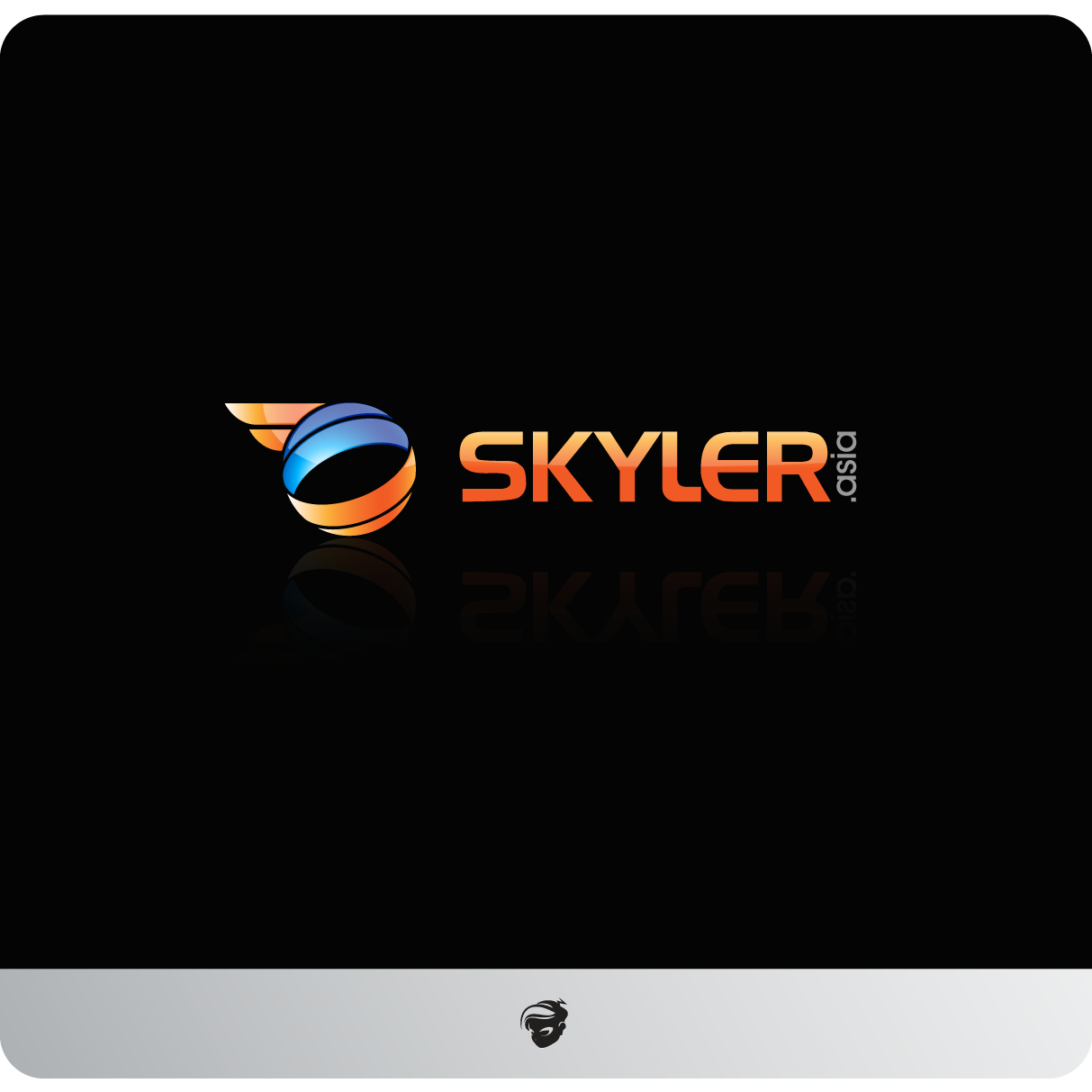 Logo Design by zesthar - Entry No. 112 in the Logo Design Contest Artistic Logo Design for Skyler.Asia.