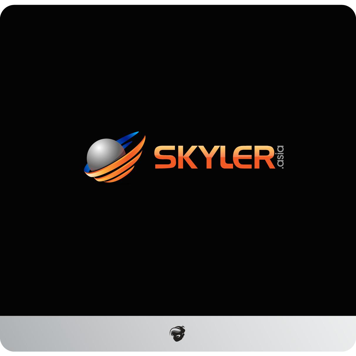 Logo Design by zesthar - Entry No. 114 in the Logo Design Contest Artistic Logo Design for Skyler.Asia.