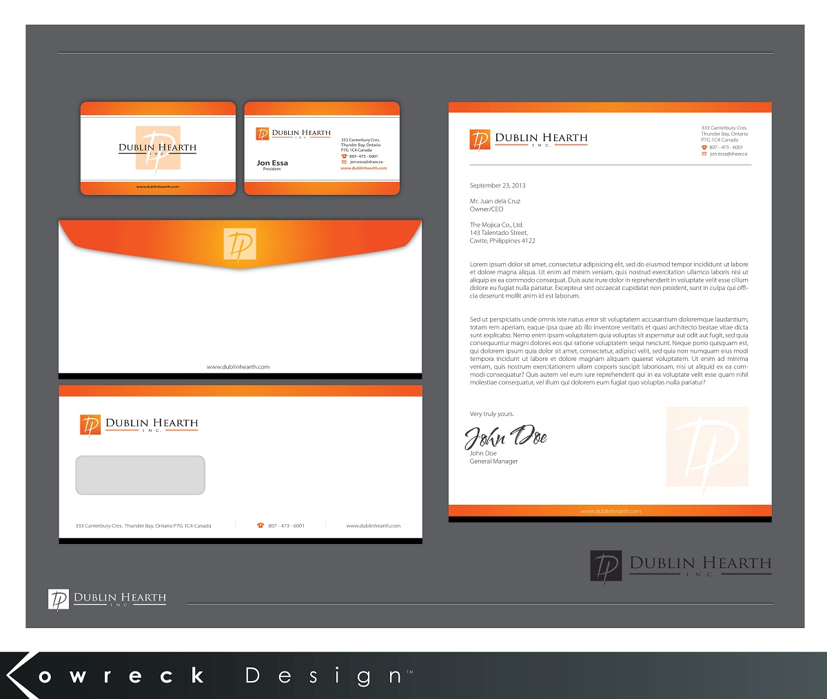 Business Card Design Contests » Business Card and Letterhead Design ...