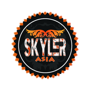 Logo Design by lde05 - Entry No. 129 in the Logo Design Contest Artistic Logo Design for Skyler.Asia.