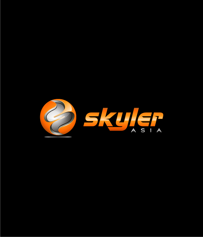Logo Design by graphicleaf - Entry No. 130 in the Logo Design Contest Artistic Logo Design for Skyler.Asia.