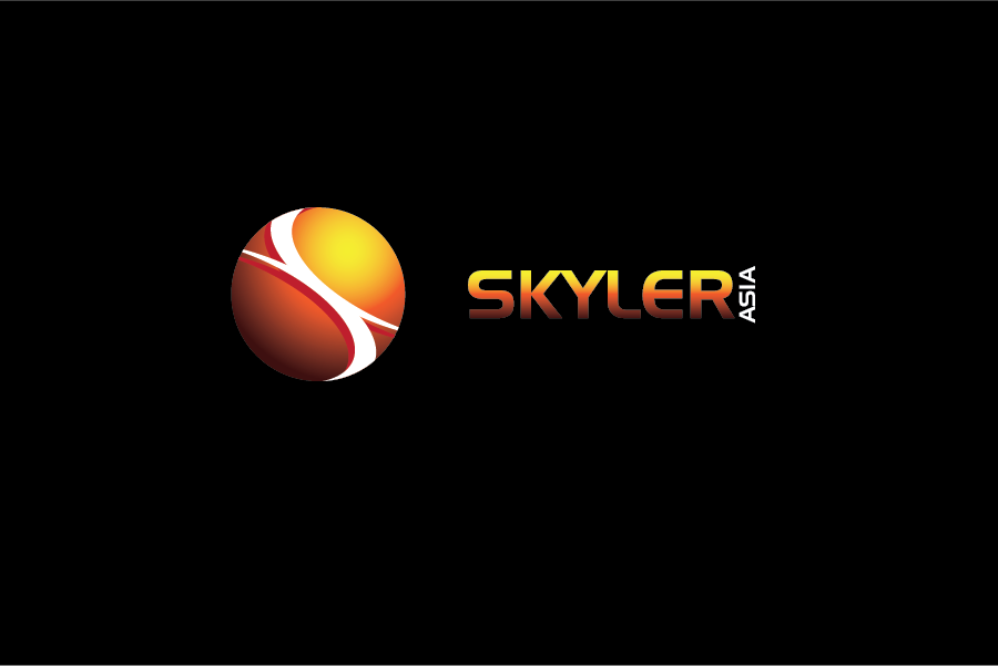 Logo Design by Private User - Entry No. 133 in the Logo Design Contest Artistic Logo Design for Skyler.Asia.