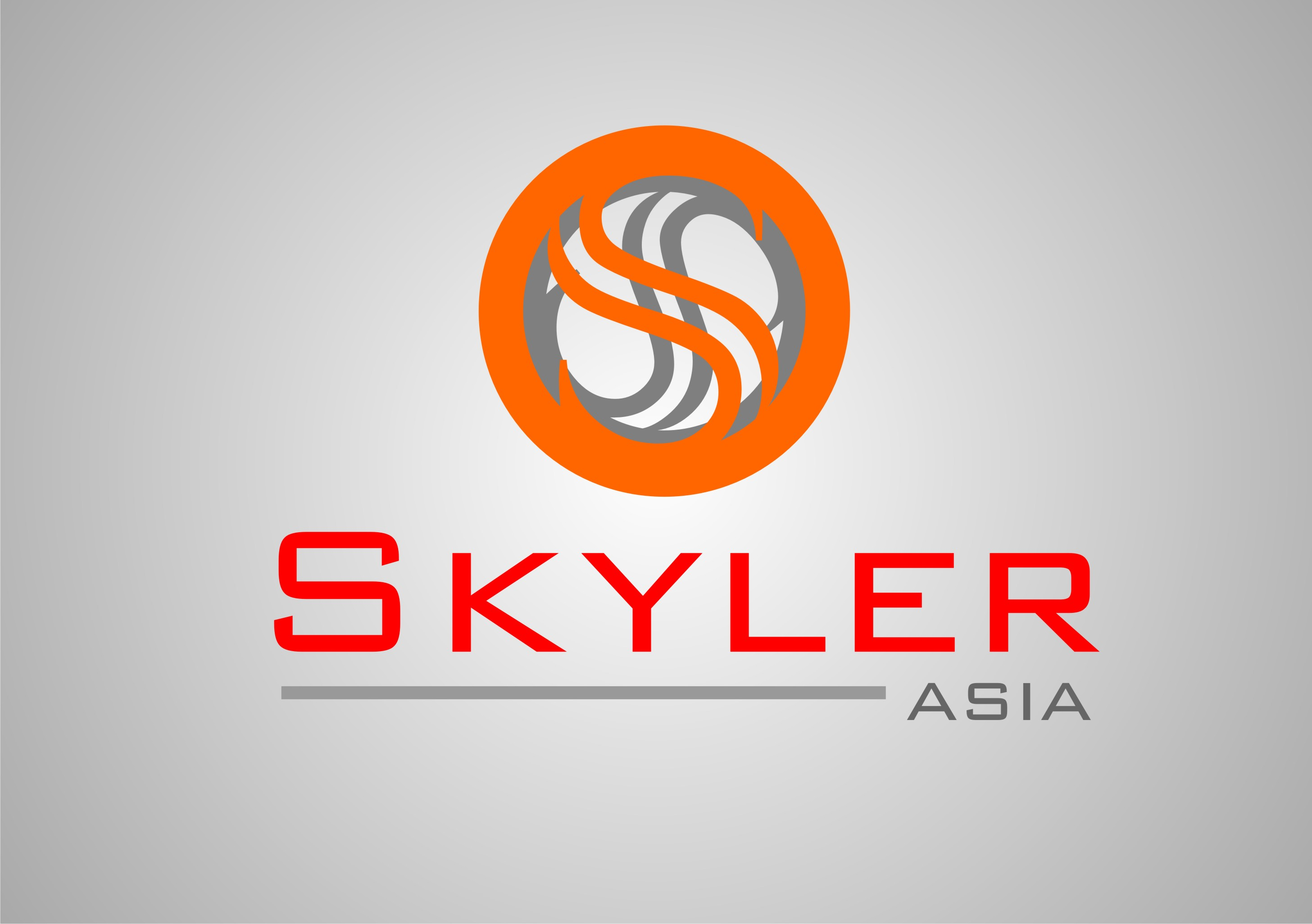 Logo Design by Choirul Jcd - Entry No. 142 in the Logo Design Contest Artistic Logo Design for Skyler.Asia.