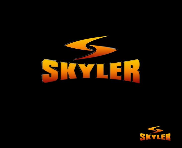 Logo Design by Juan_Kata - Entry No. 144 in the Logo Design Contest Artistic Logo Design for Skyler.Asia.
