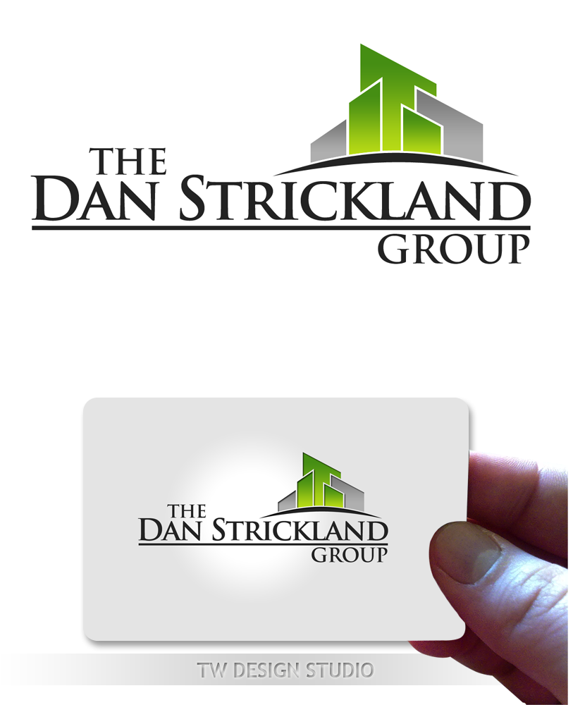 Logo Design by Robert Turla - Entry No. 35 in the Logo Design Contest Creative Logo Design for The Dan Strickland Group.