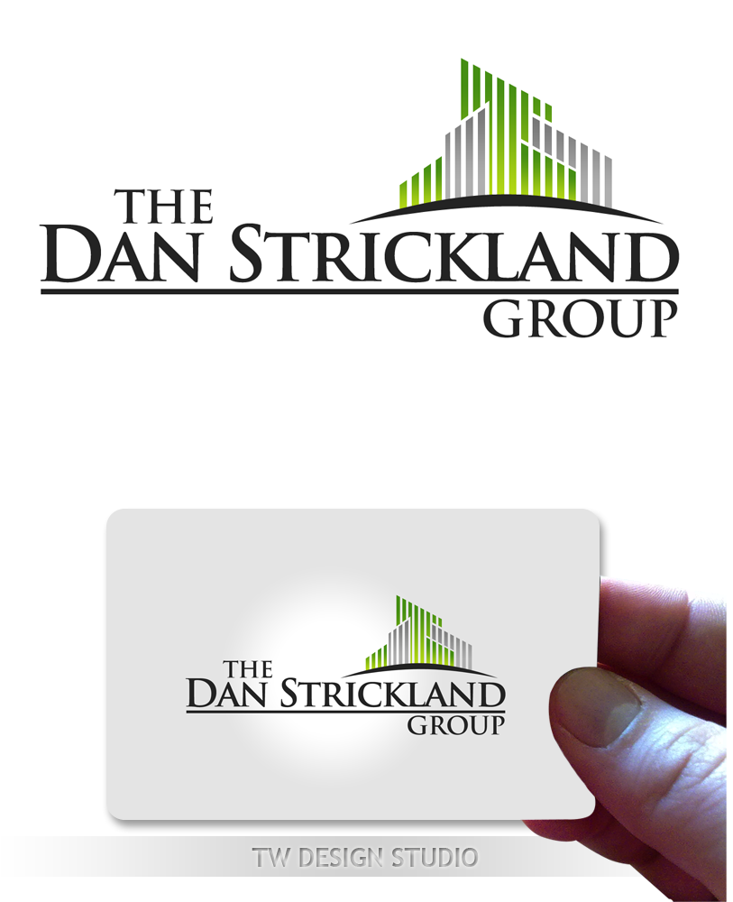 Logo Design by Private User - Entry No. 36 in the Logo Design Contest Creative Logo Design for The Dan Strickland Group.