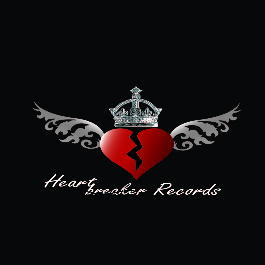 Logo Design by Saunter - Entry No. 30 in the Logo Design Contest Heartbreaker Records.
