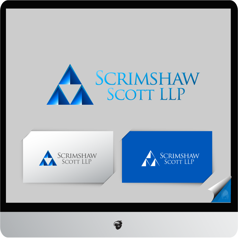 Logo Design by zesthar - Entry No. 11 in the Logo Design Contest Creative Logo Design for Scrimshaw Scott LLP.