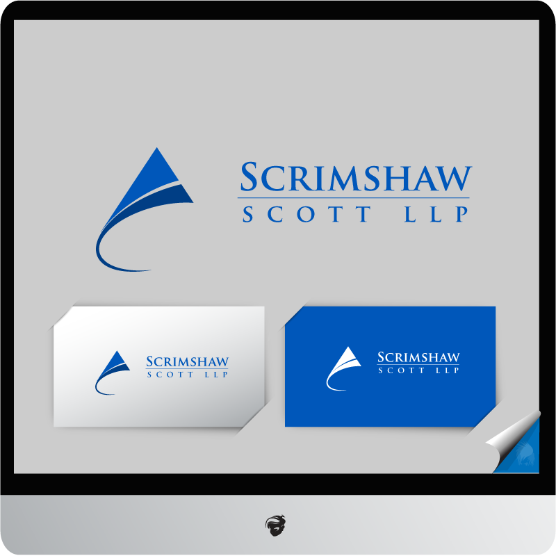 Logo Design by zesthar - Entry No. 12 in the Logo Design Contest Creative Logo Design for Scrimshaw Scott LLP.