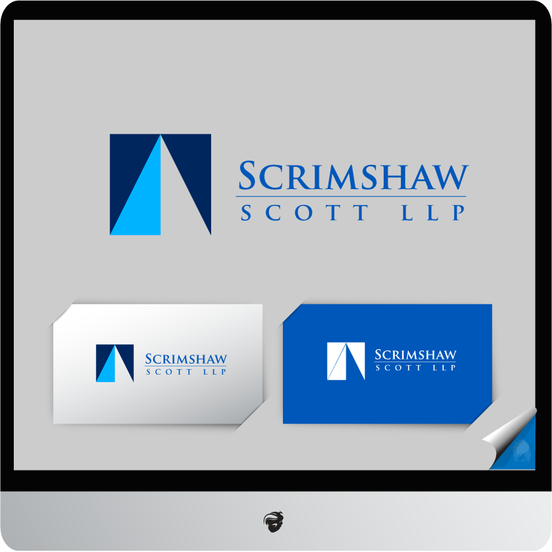 Logo Design by zesthar - Entry No. 13 in the Logo Design Contest Creative Logo Design for Scrimshaw Scott LLP.