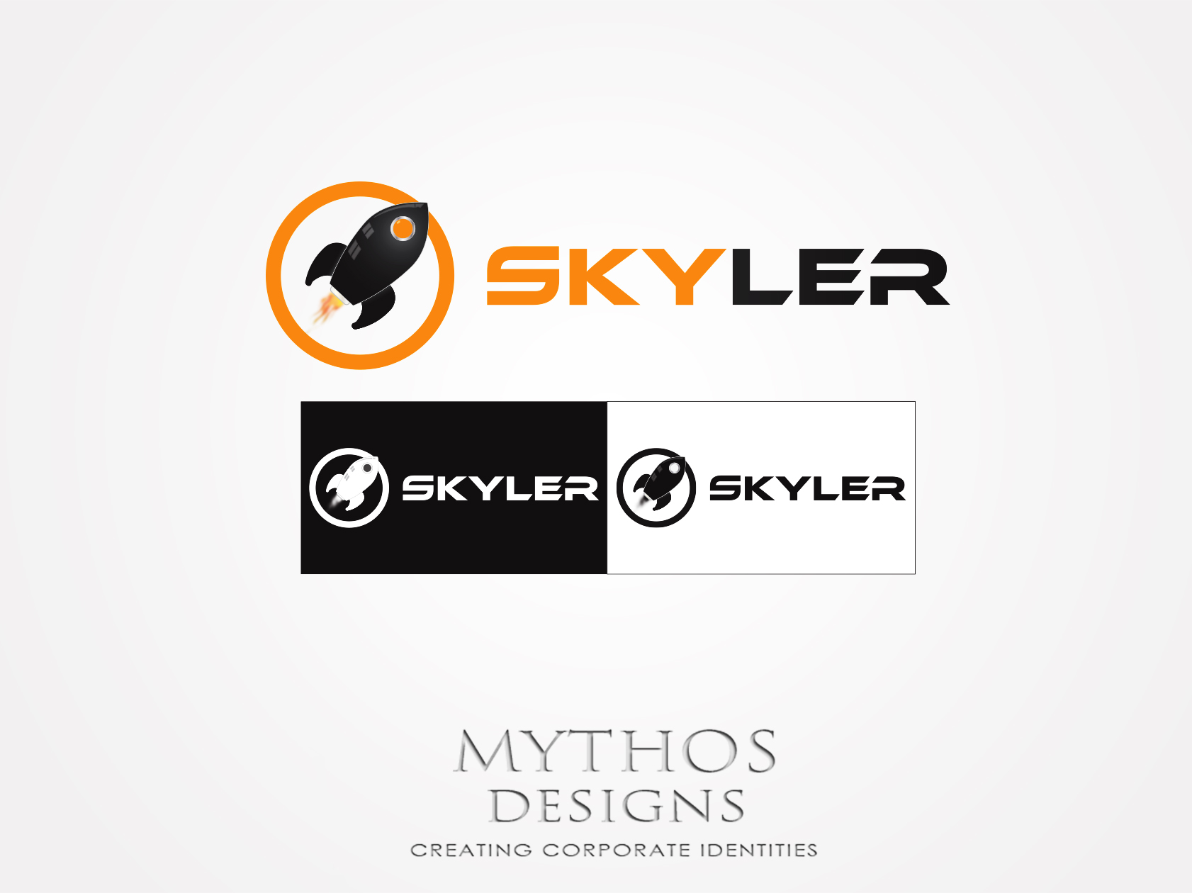 Logo Design by Mythos Designs - Entry No. 156 in the Logo Design Contest Artistic Logo Design for Skyler.Asia.