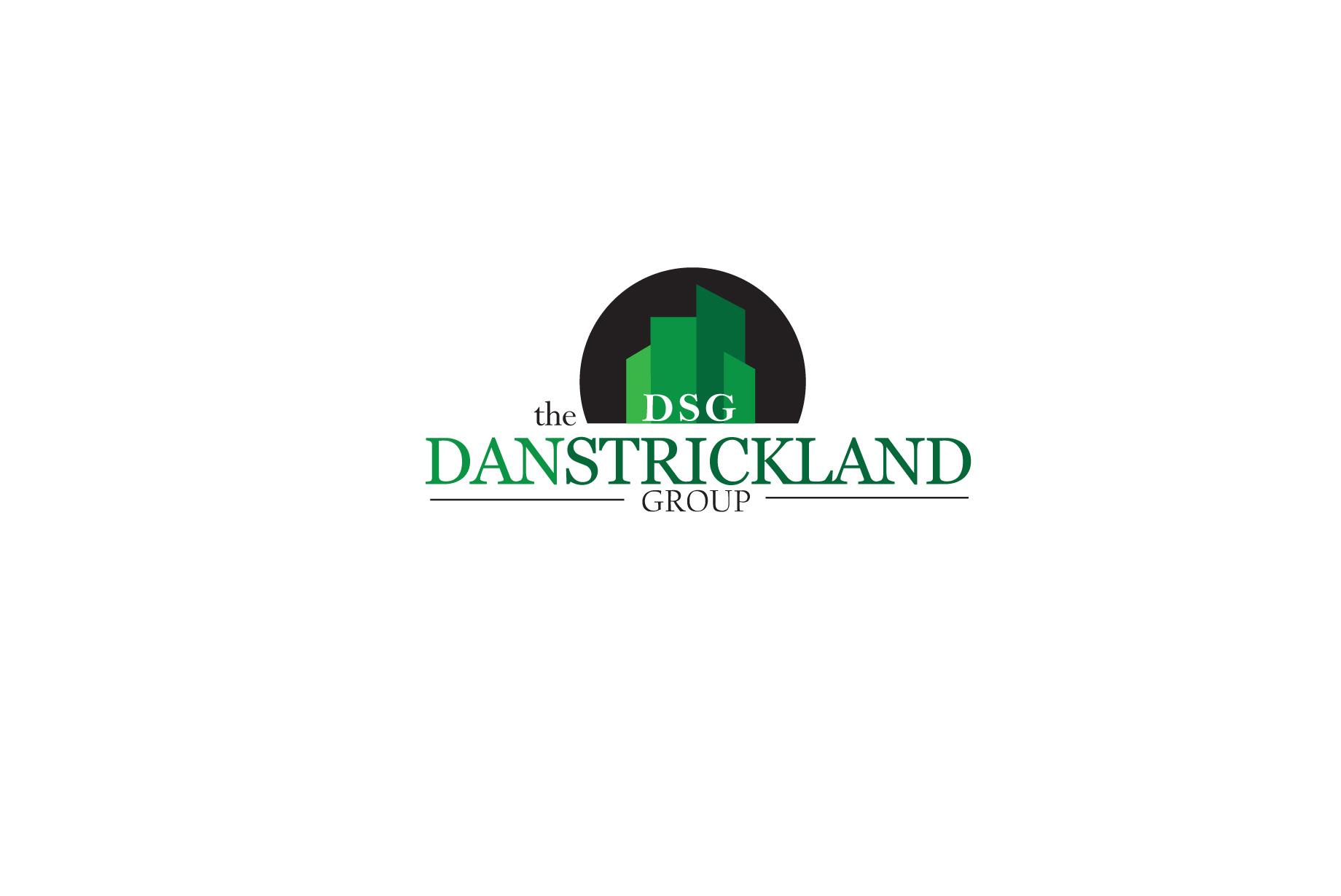 Logo Design by Jan Chua - Entry No. 43 in the Logo Design Contest Creative Logo Design for The Dan Strickland Group.