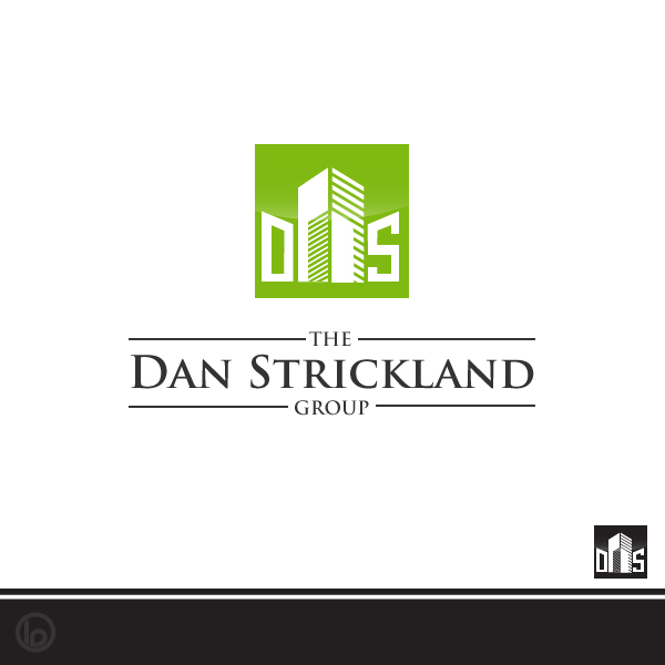 Logo Design by lumerb - Entry No. 44 in the Logo Design Contest Creative Logo Design for The Dan Strickland Group.