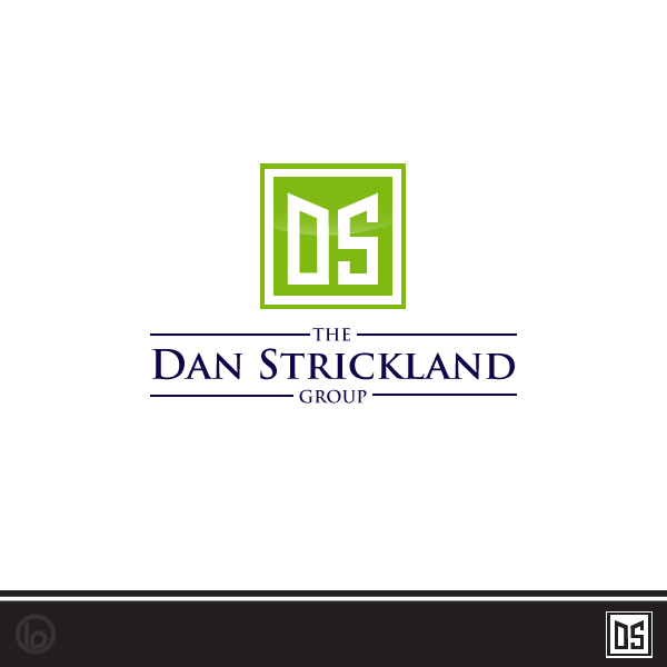 Logo Design by lumerb - Entry No. 45 in the Logo Design Contest Creative Logo Design for The Dan Strickland Group.
