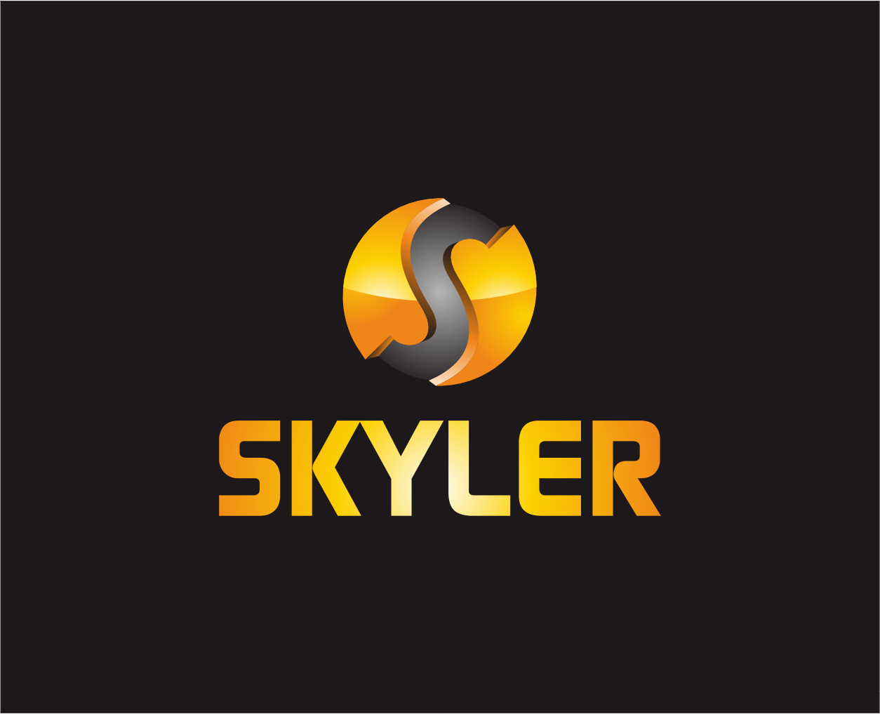 Logo Design by Armada Jamaluddin - Entry No. 161 in the Logo Design Contest Artistic Logo Design for Skyler.Asia.