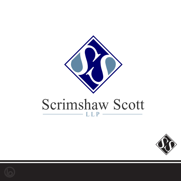 Logo Design by lumerb - Entry No. 14 in the Logo Design Contest Creative Logo Design for Scrimshaw Scott LLP.