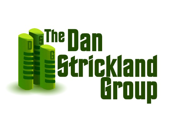 Logo Design by Ismail Adhi Wibowo - Entry No. 47 in the Logo Design Contest Creative Logo Design for The Dan Strickland Group.