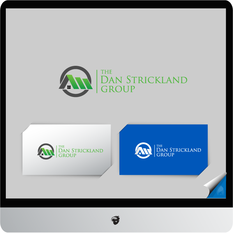 Logo Design by zesthar - Entry No. 49 in the Logo Design Contest Creative Logo Design for The Dan Strickland Group.