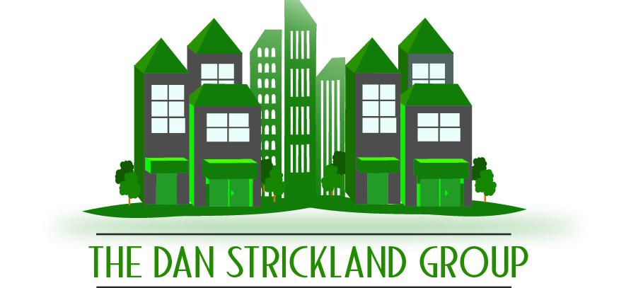 Logo Design by lde05 - Entry No. 51 in the Logo Design Contest Creative Logo Design for The Dan Strickland Group.