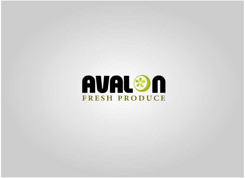 Logo Design by Tathastu Sharma - Entry No. 41 in the Logo Design Contest Unique Logo Design Wanted for Avalon Fresh Produce.