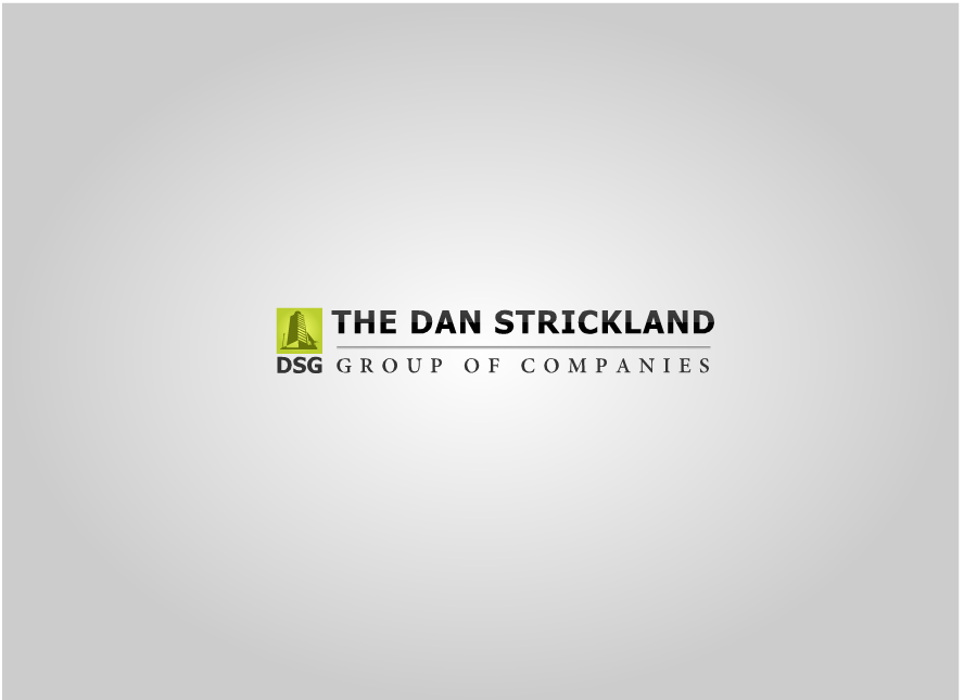 Logo Design by Tathastu Sharma - Entry No. 52 in the Logo Design Contest Creative Logo Design for The Dan Strickland Group.